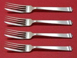 Hampton by Tiffany & Co. Sterling Silver Fish Fork Set 4pc AS Custom Mad... - $719.00