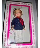 "SHIRLEY TEMPLE ""CAPTAIN JANUARY"" 12 INCH IDEAL DOLL - $127.70"