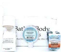 Bath & Body Works Sweater Weather Scentportable, Wallflower Fragrance Pl... - $18.20
