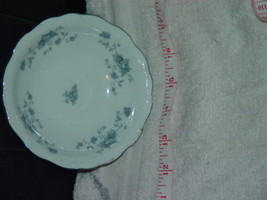 Johann Haviland Traditions Blue Garland Fine China Fruit/Dessert 5' Bowl - $12.00