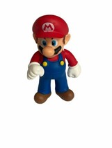 "Super Mario Brothers Figure World of Nintendo Jakks 2.5"" Cake Topper Toy - $9.89"