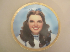 DOROTHY collector plate WIZARD OF OZ PORTRAITS Thomas Blackshear - $48.33