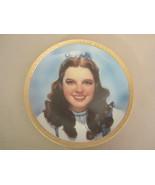DOROTHY collector plate WIZARD OF OZ PORTRAITS Thomas Blackshear - $39.96