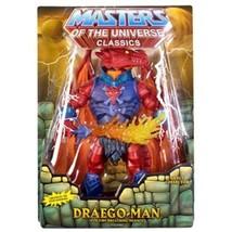 Masters Of The Universe Classics DRAEGOMAN New MOC - $238.43