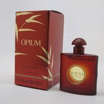 Opium Mini Perfume by Yves Saint Laurent for Women 0.25 oz EDT NEW In Box - $23.99