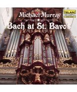 Bach at St. Bavo's by Murray, Michael (1992-02-11) [Audio CD] - $490.99