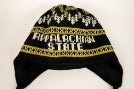 Vintage VERMONT ORIGINALS Wool Ski Hat USA Knit Beanie Appalachian State... - $29.69