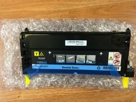 New No Box GENUINE Xerox Phaser 6180 High Capacity Yellow Toner 113R00725 - $143.55