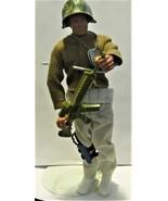 G. I. Joe Soldier (12 Inch. Tall) - $15.00