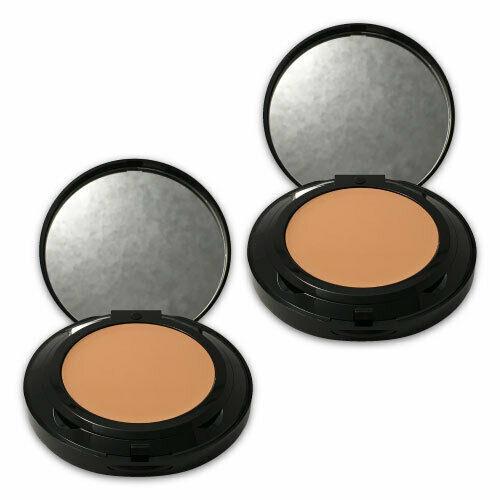 Bobbi Brown Skin Moisture Compact Foundation - Natural 4 - LOT OF 2 - $64.35