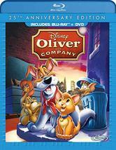 Disney Oliver & Company 25th Anniversary Edition [Blu-ray + DVD]