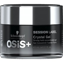 Schwarzkopf Osis+ Session Label Crystal Gel 65g - $10.88