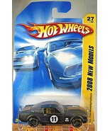 2008 Hot Wheels Kmart Exclusive #27 New Models 27/40 FORD MUSTANG FASTBA... - $12.00