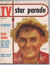 ORIGINAL Vintage August 1953 TV Star Parade Magazine Arthur Godfrey - $18.51