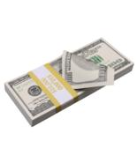 $10,000 2000 Style $100 Full Print Bills Prop Money Stack - $13.99