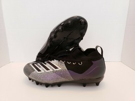 Adidas Adizero 8.0 Football Cleats/Shoes [Youth Size 5] F36735 - $49.49