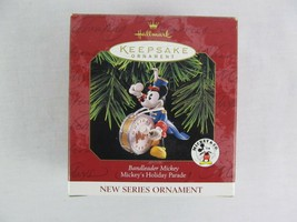 Hallmark Keepsake Ornament Bandleader Mickey 1997 Christmas  - $9.89