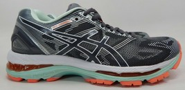 Asics Gel Nimbus 19 Size US 6.5 D WIDE EU 37.5 Women's Running Shoes T75... - $64.56