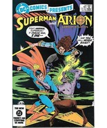 DC Comics Presents Comic Book #75 Superman DC Comics 1984 VERY FINE- - $2.25