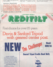Davis & Sanford Co. Inc Brochures - $4.00