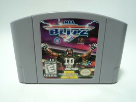 NFL Blitz (Nintendo 64, 1997) Cartridge Only, N64 - $16.33