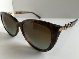 MICHAEL KORS MK 2009 Gstaad 4041T5 Cat Eye Glitter Tortoise Women's Sunglasses - $69.99