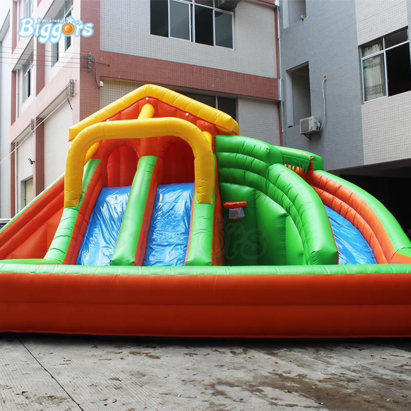 Outdoor Inflatable Recreation 4 in 1 Inflatable Water ...