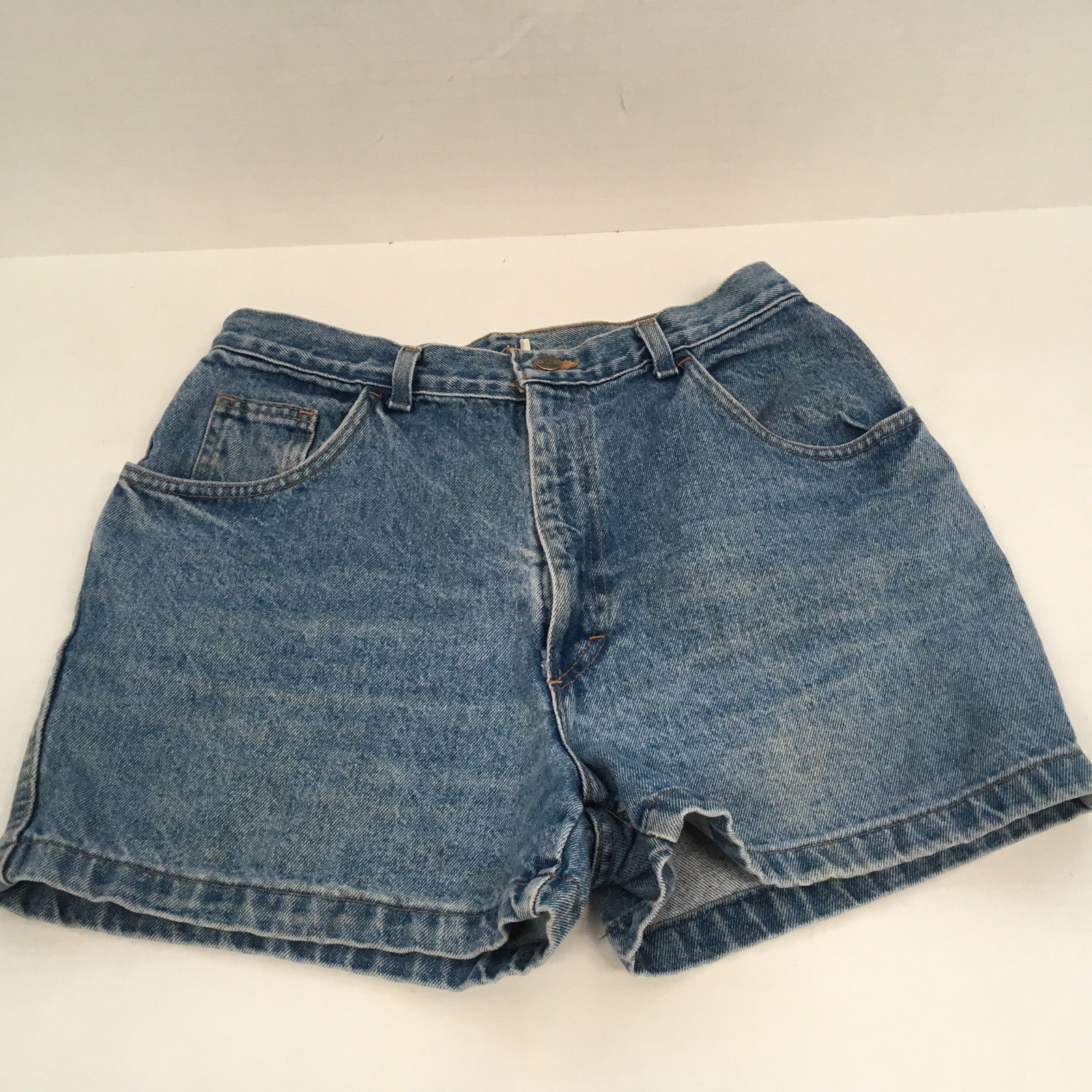vintage Arizona jean co. high waisted short shorts blue jean - $9.89