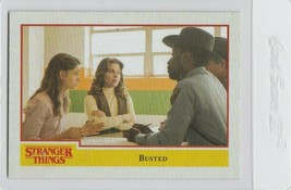 Stranger Things Busted 55 Topps Netflix 2018 Season One trading card - $2.99
