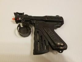 Vintage Antique Super Defense Roll Cap Toy Gun **Not Working**For Parts ... - $24.70
