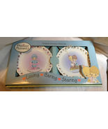 Precious Moments Set of Two Porcelain Plates - $20.00
