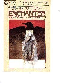 Enchanter #2 Eclipse Comic [Comic] [Jan 01, 1996] No information available