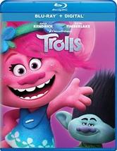 Trolls (Blu-ray, 2017)