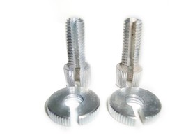 New Clutch & Brake Cable Adjuster With Nut Fits Early Royal Enfield Bullet - $12.90+