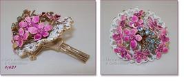 Vintage Hattie Carnegie Bouquet of Flowers Pin/Brooch (Inventory #J621) - $100.00