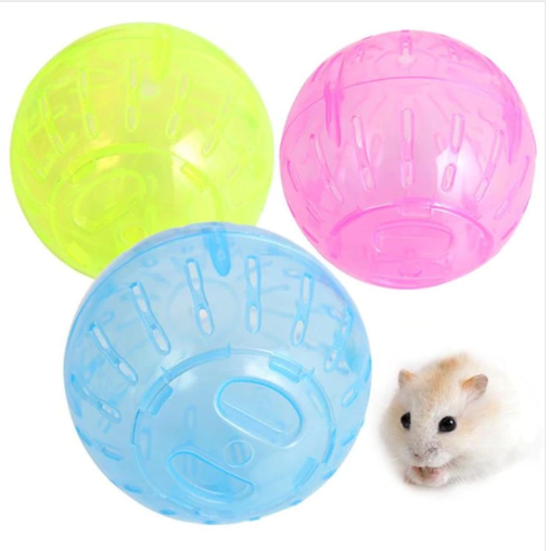 Primary image for Mice Jogging Gerbil Rat Balls For Hamster ball - Random Colour