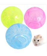 Mice Jogging Gerbil Rat Balls For Hamster ball - Random Colour - £4.16 GBP
