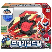 Miniforce Ptera Shield Wing Combined Weapon Super Dinosaur Power Part 2 Toy image 5