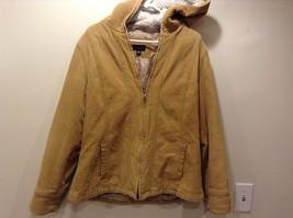 Sonoma Life Style Boys Tan Corduroy Jacket Sz XL