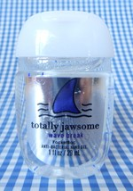 1 BATH & BODY WORKS TOTALLY JAWSOME WAVE BREAK POCKETBAC HAND GEL NEW! - $4.99