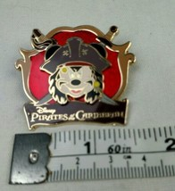 Mickey Mouse Pirates of the Caribbean  2009 Disney Pin first release - $18.05