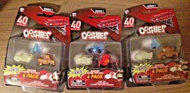 "3 x Ooshies Set 3"" Disney Cars 3 Series 1"" Action Figure (4 Pack) Pencil... - $17.32"