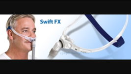 ResMed Swift FX Nasal Pillows Complete Setup Brand New - $1.326,03 MXN