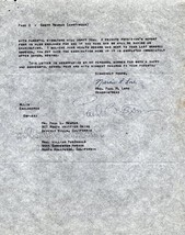 PAUL NEWMAN Signed letter, Very interesting topic (about his son) - $569.25