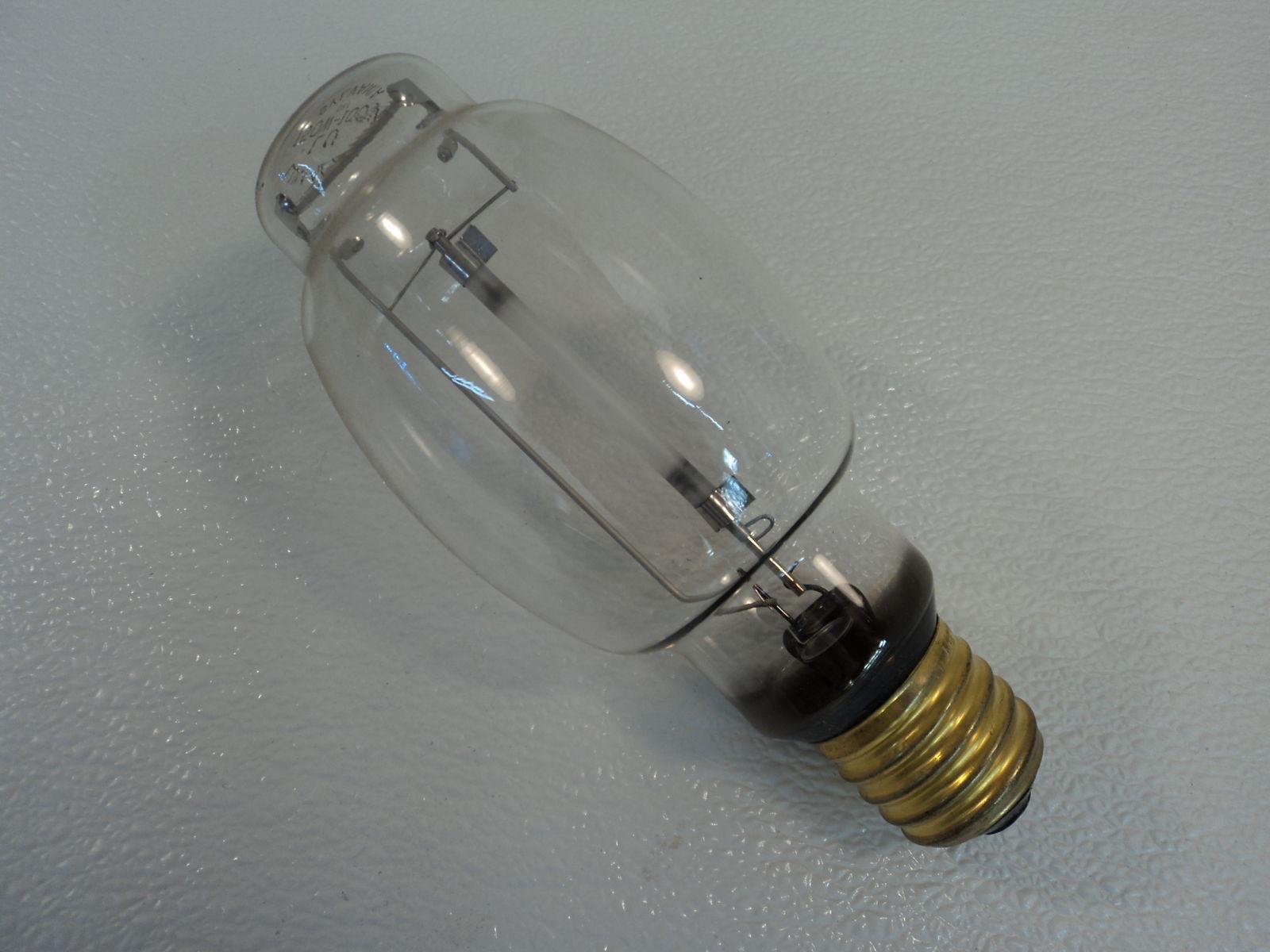 Sylvania 150W Lumalux Lamp LU High Pressure White Sodium DC-150 100-LU