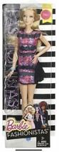Barbie Fashionistas Doll 28 Floral Flair - Tall - $14.84