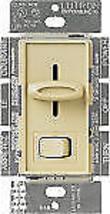 Skylark, 600W, Ivory, Single Pole Slide Dimmer, Preset Feature - $26.72