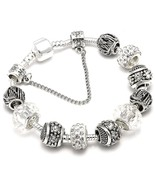 Con charm bracelet for women fit pandora bracelet jewelry diy making accessories gifts thumbtall