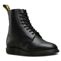 Dr. Martens Whiton Softy T Chukka Balck Leather Men's Boots Sz 42/9 M **... - $81.22