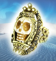 HAUNTED RING ANCIENT 7,000 ANCESTRAL PROTECTION PAST MYSTICAL TREASURES ... - $137,007.77